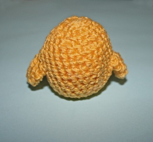 pulcino chick crochet uncinetto