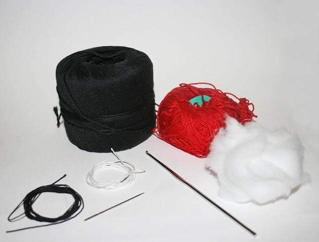 occorrente filo uncinetto crochet
